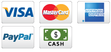 Payment methods at The Range